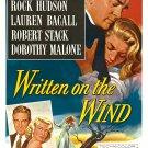 Written On The Wind (1956) - Rock Hudson  DVD