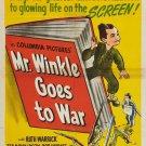 Mr. Winkle Goes To War (1944) - Edward G. Robinson  DVD