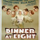 Dinner At Eight (1933) - Wallace Beery  DVD