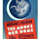 The Moon´s Our Home (1936) - Henry Fonda  DVD