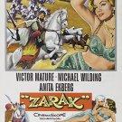 Zarak (1956) - Victor Mature  DVD