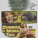 Zombies Of Mora Tau (1957) - Gregg Palmer  DVD