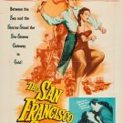 The San Francisco Story (1952) - Joel McCrea  DVD