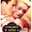 Sisters (1938) - Errol Flynn  DVD