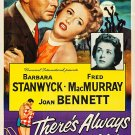 There´s Always Tomorrow (1955) - Fred MacMurray  DVD
