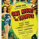 One Night In The Tropics (1940) - Abbott & Costello  DVD