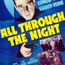 All Through The Night (1942) - Humphrey Bogart  DVD