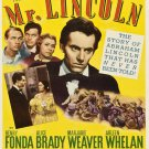 Young Mr. Lincoln (1939) - Henry Fonda  DVD
