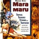 Mara Maru (1952) - Errol Flynn  DVD
