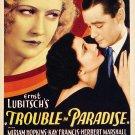 Trouble In Paradise (1932) - Miriam Hopkins  DVD