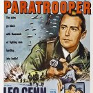 The Red Beret AKA Paratrooper (1953) - Alan Ladd  DVD