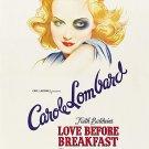 Love Before Breakfast (1936) - Carole Lombard  DVD