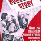 Home Town Story (1951) - Jeffrey Lynn  DVD