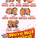 We´re Not Married (1952) - Ginger Rogers  DVD