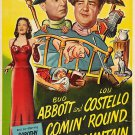 Comin´ Round The Mountain (1951) - Abbott & Costello  DVD
