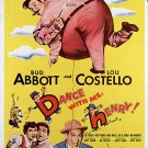 Dance With Me, Henry (1956) - Abbott & Costello  DVD