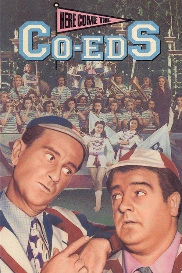 Here Come The Co-eds (1945) - Abbott & Costello  DVD