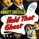 Hold That Ghost (1941) - Abbott & Costello  DVD