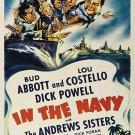 In The Navy (1941) - Abbott & Costello  DVD