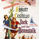 Jack And The Beanstalk (1952) - Abbott & Costello Color DVD