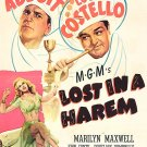 Lost In A Harem (1944) - Abbott & Costello  DVD