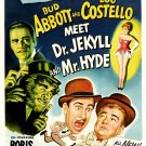 Abbott And Costello Meet Dr. Jekyll And Mr. Hyde (1953)  DVD