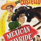 Mexican Hayride (1948) - Abbott & Costello  DVD