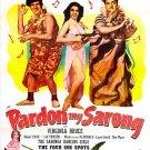 Pardon My Sarong (1942) - Abbott & Costello  DVD