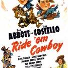Ride ´Em Cowboy (1942) - Abbott & Costello  DVD