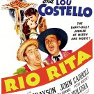 Rio Rita (1942) - Abbott & Costello  DVD