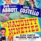 The Naughty Nineties (1945) - Abbott & Costello  DVD