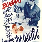 Across The Pacific (1942) - Humphrey Bogart  DVD