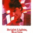Bright Lights, Big City (1988) - Michael J. Fox  DVD