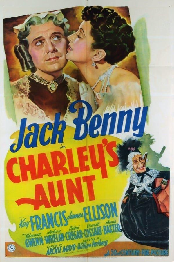 Charley´s Aunt (1941) - Jack Benny  DVD