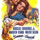 Sinbad The Sailor (1947) - Douglas Fairbanks Jr.  DVD