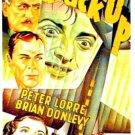 Crack-Up (1936) - Peter Lorre  DVD