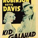 Kid Galahad (1937) - Edward G. Robinson  DVD