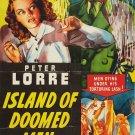 Island Of Doomed Men (1940) - Peter Lorre  DVD