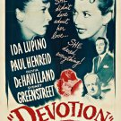 Devotion (1946) - Olivia de Havilland  DVD
