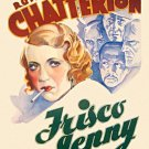 Frisco Jenny (1932) - Ruth Chatterton  DVD
