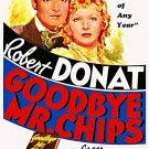 Goodbye Mr. Chips (1939) - Robert Donat  DVD