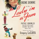 Lady In A Jam (1942) - Irene Dunne  DVD