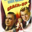 Crack-Up (1946) - Pat O´Brien  DVD