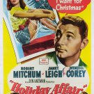 Holiday Affair (1949) - Robert Mitchum  DVD