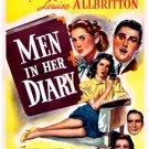 Men In Her Diary (1945) - Peggy Ryan  DVD
