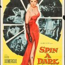Spin A Dark Web AKA Soho Incident (1956) - Faith Domergue  DVD
