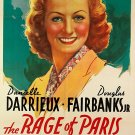 The Rage Of Paris (1938) - Douglas Fairbanks Jr.  DVD