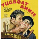 Tugboat Annie (1933) - Wallace Beery  DVD