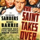 The Saint Takes Over (1940) - George Sanders  DVD