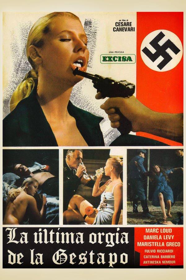 Gestapo´s Last Orgy (1977) - Adriano Micantoni  DVD